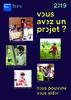 Fdf Vous avez un projet nous pouvons vous aider 2019 - application/pdf